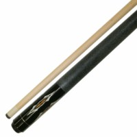 "58"" 2 Piece Hardwood Canadian Maple Pool Cue Billiard Stick 18 Oz"